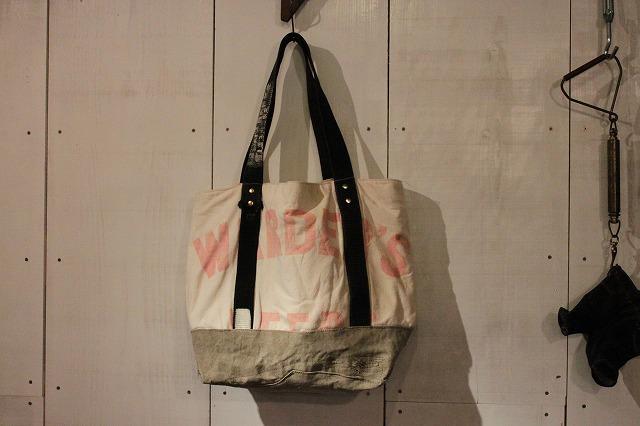 続、店主Gがバッグを作ってみました☆_d0121303_12345899.jpg