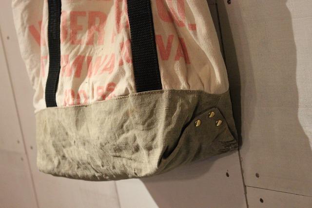 続、店主Gがバッグを作ってみました☆_d0121303_1235481.jpg