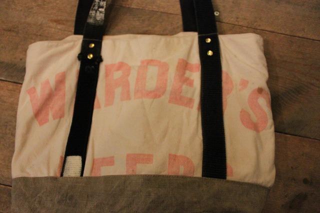 続、店主Gがバッグを作ってみました☆_d0121303_1240496.jpg