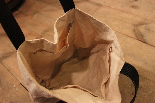 続、店主Gがバッグを作ってみました☆_d0121303_1243314.jpg