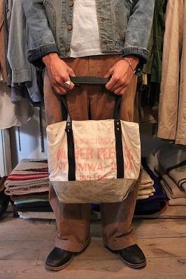 続、店主Gがバッグを作ってみました☆_d0121303_12435919.jpg