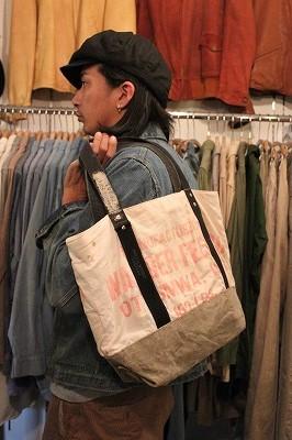 続、店主Gがバッグを作ってみました☆_d0121303_1244112.jpg