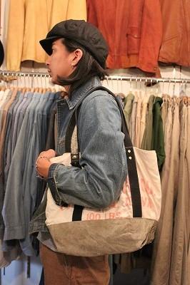 続、店主Gがバッグを作ってみました☆_d0121303_1244563.jpg