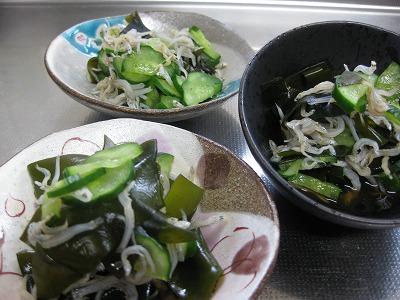 牛肉炒めたん、鰺タタキ♪(二日分)_f0116812_8503917.jpg