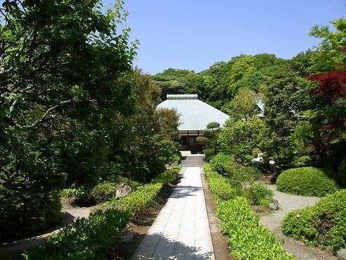 鎌倉の寺、浄妙寺_c0192215_922767.jpg