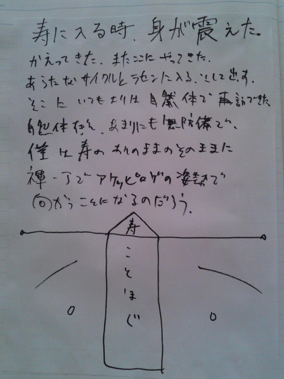 寿合宿交換日記_d0163517_16385059.jpg