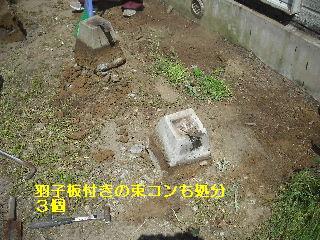 濡れ縁解体作業_f0031037_18404956.jpg