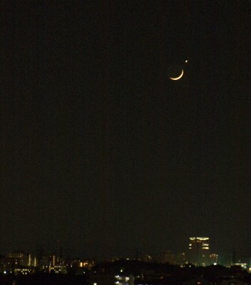 月とお星様_c0154941_293148.jpg