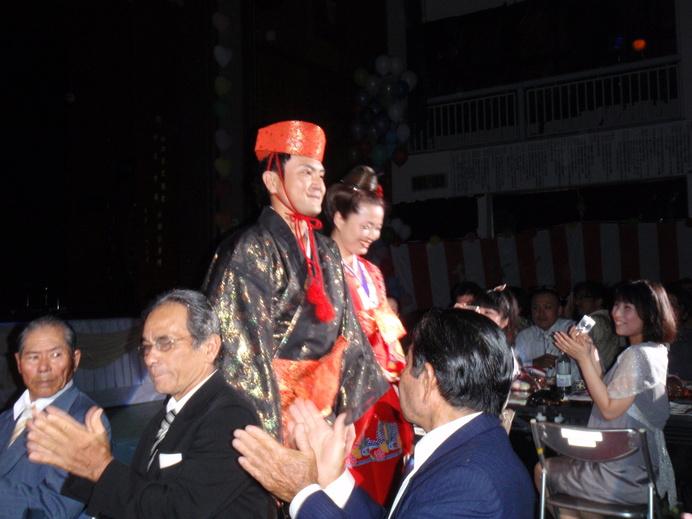 5月18日 与那国式結婚式 ~披露宴編~_b0158746_11154634.jpg