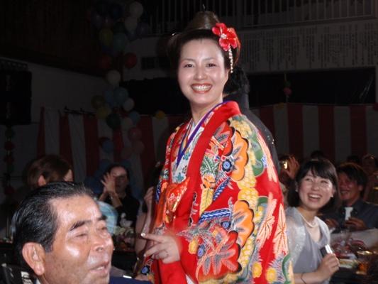 5月18日 与那国式結婚式 ~披露宴編~_b0158746_111622.jpg
