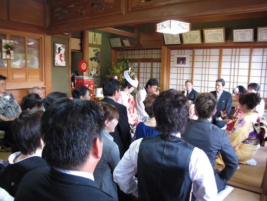 5月18日 与那国式結婚式 ~披露宴編~_b0158746_114633.jpg