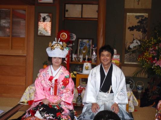 5月18日 与那国式結婚式 ~披露宴編~_b0158746_12383333.jpg