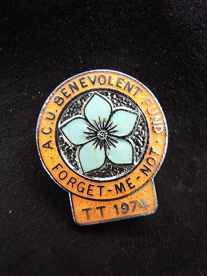 Forget me not --Isle of man Badges--_f0164058_725444.jpg