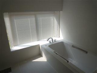 真っ白な浴室にリニューアル_c0131666_18134314.jpg