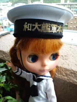 「敬礼」_c0074574_0272577.jpg