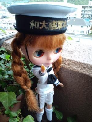 「敬礼」_c0074574_0293668.jpg
