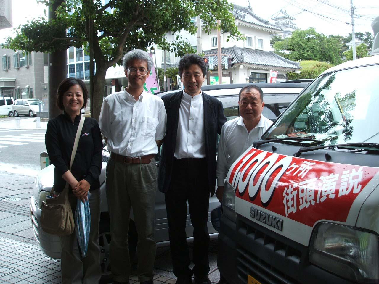 1000回演説ポスター:再会_c0052876_2264714.jpg