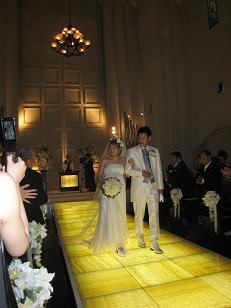 結婚式♪♪_f0202682_15323177.jpg