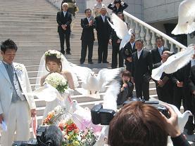 結婚式♪♪_f0202682_15331821.jpg
