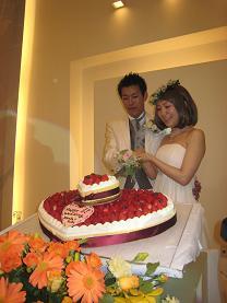 結婚式♪♪_f0202682_15594292.jpg
