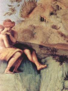 ルネサンスのお伽噺「アンドロメダを救うペルセウス」~第19室_f0106597_1581119.jpg
