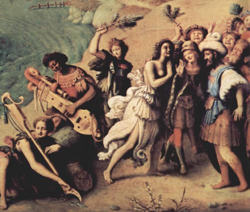 ルネサンスのお伽噺「アンドロメダを救うペルセウス」~第19室_f0106597_2111351.jpg