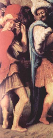 ルネサンスのお伽噺「アンドロメダを救うペルセウス」~第19室_f0106597_2134134.jpg