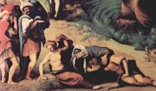 ルネサンスのお伽噺「アンドロメダを救うペルセウス」~第19室_f0106597_274930.jpg