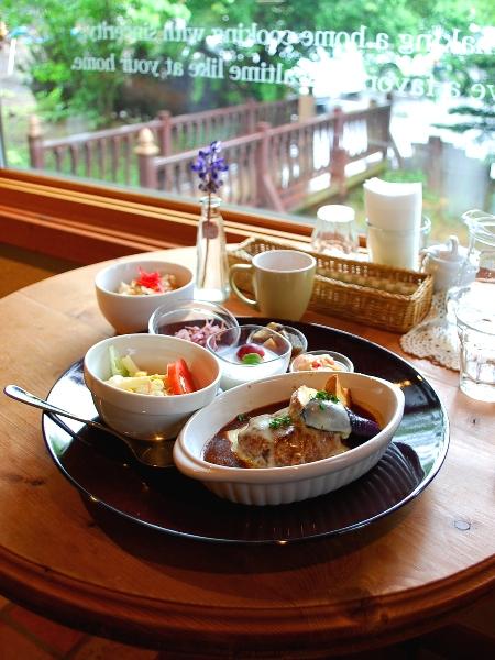 Delica&Cafe Chubogoya 木[ki]_c0177814_16445024.jpg