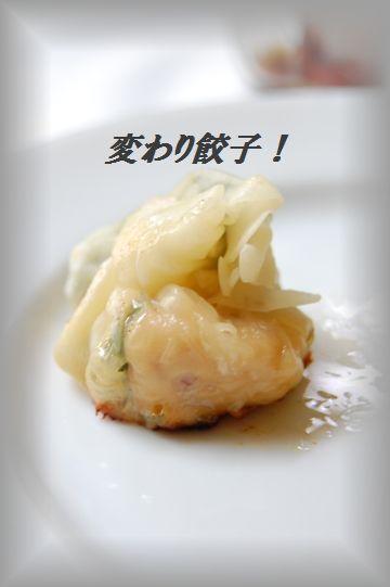 超簡単!半月☆鶏しそ餃子_d0104926_32276.jpg