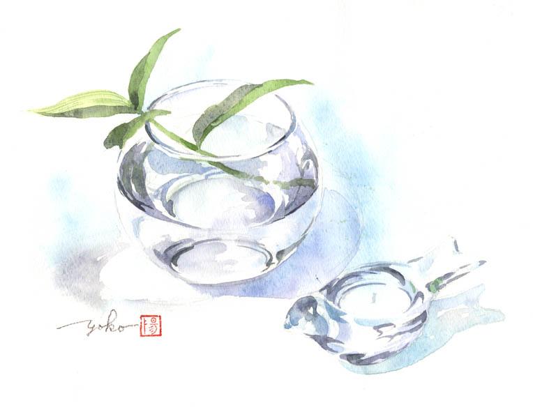 ガラスの描き方_f0176370_1642679.jpg