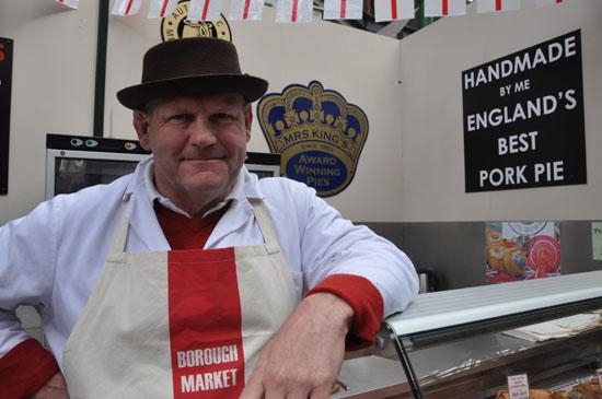 ロンドンの食のマーケット写真アップ!_e0171573_12483162.jpg