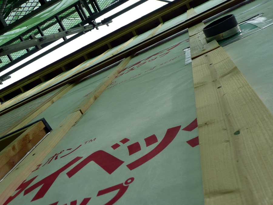 M邸「中和の家」 工事中です!_f0150893_19223791.jpg