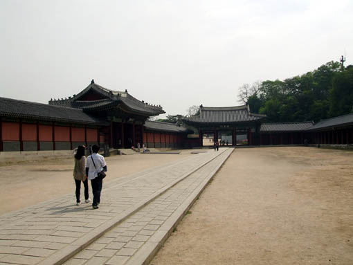 韓国旅行 その3 昌徳宮(チャンドックン)_f0019498_14223177.jpg