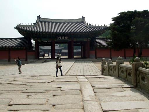 韓国旅行 その3 昌徳宮(チャンドックン)_f0019498_1422880.jpg