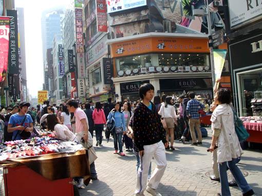韓国旅行 その5 明洞(ミョンドン)_f0019498_1615656.jpg