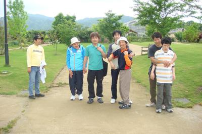松阪森林公園でバーベキューをしました!_a0154110_1641483.jpg