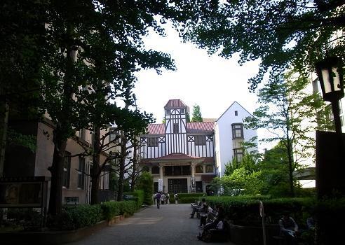 早稲田の杜の風景_c0192215_8341240.jpg