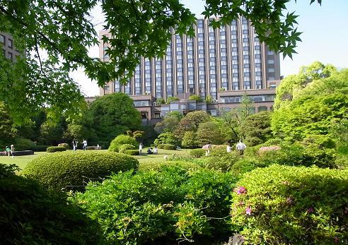 早稲田の杜の風景_c0192215_8465462.jpg