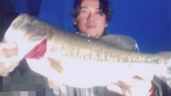 鈴木さんの南湖オカッパリ釣行レポート_a0153216_23491938.jpg