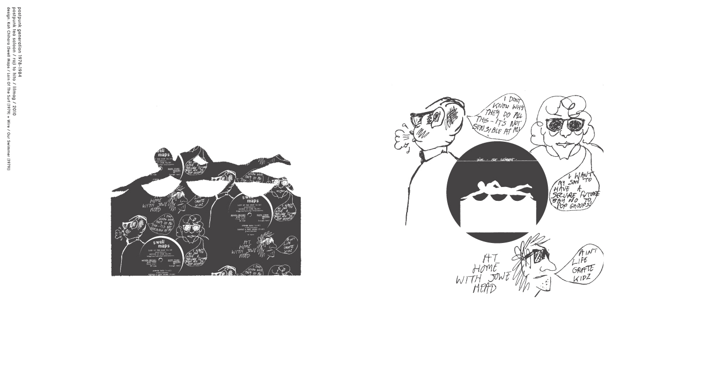 postpunk tea saloon「勝手にブック・カヴァー」公開!_a0156417_17491096.jpg