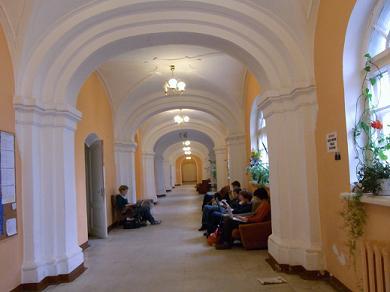 サンクトペテルブルグ大学【SPB】_f0072621_22301038.jpg