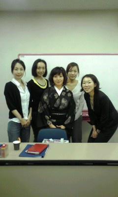 100520 昭和女子大学オープンカレッジ三期開講♪_f0164842_21412475.jpg