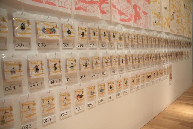 国立新美術館B1 スーベニアフロムトーキョー_f0204300_1851256.jpg