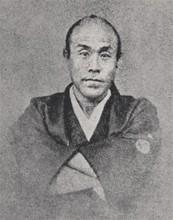 三岡八郎と長谷部堪平 : 江戸・...