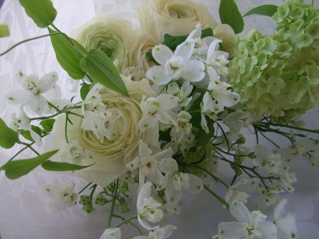 オークリーフ(母の日の花束)_f0049672_17303854.jpg