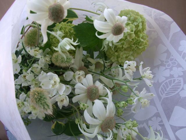 オークリーフ(母の日の花束)_f0049672_17304531.jpg
