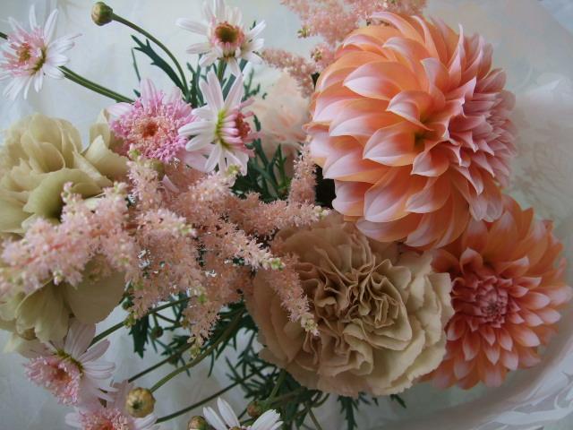 オークリーフ(母の日の花束)_f0049672_17315216.jpg