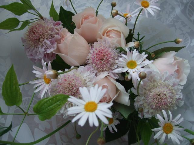 オークリーフ(母の日の花束)_f0049672_17331223.jpg