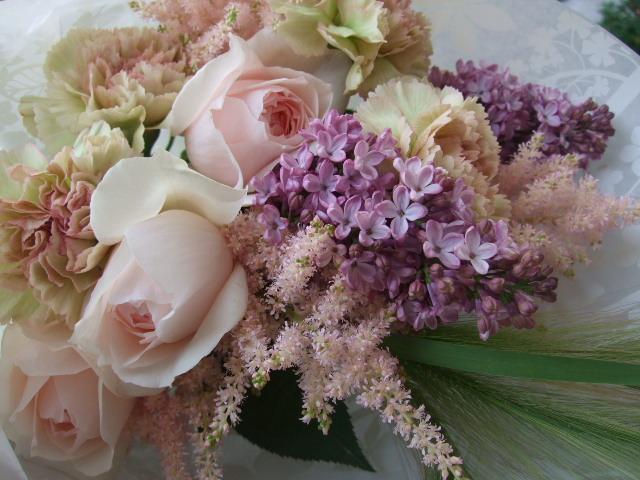 オークリーフ(母の日の花束)_f0049672_173347.jpg